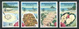 234 ZIL ELWANNYEN SESEL Seychelles 1989 - Yvert 190/93 - Gastronomie Cuisine Creole - Neuf **(MNH) Sans Charniere - Seychelles (1976-...)