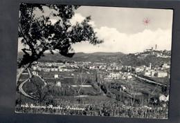San Severino Marche Panorama  VIAGGIATA 1958  COD.C.2029 - Macerata