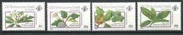 234 ZIL ELWANNYEN SESEL Seychelles 1990 - Yvert 200/03 - Fleur Fruit - Neuf **(MNH) Sans Charniere - Seychelles (1976-...)
