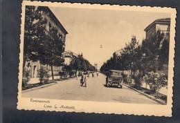 Portorecanati Corso G. Matteotti  VIAGGIATA 1950  COD.C.2030 - Macerata