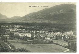 38 - LE TOUVET / VUE GENERALE - France