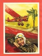 GABY ANGELINI - RICORDO - AEREI - Aviatori