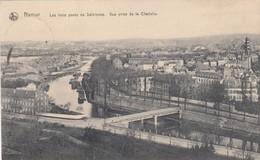NAMUR / LES TROIS PONTS DE SALZINNES / GUERRE 1914-18  / FELDPOST - Namen