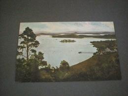 LOCH LOMOND  ISLANDS LUSS CARTOLINA PICCOLO FORMATO  NON VIAGGIATA - Argyllshire
