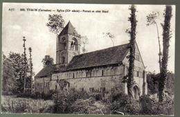 THAON CALVADOS EGLISE XI° SIELE COD.C.028 - Francia