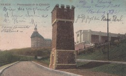 NAMUR / CITADELLE  PROMENADES / TOUR   / GUERRE 1914-18  / FELDPOST - Namen
