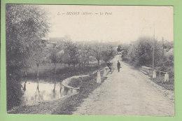 BESSON : Le Pont. 2 Scans. Edition ? - Frankreich
