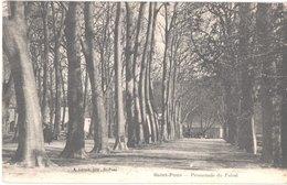 FR34 SAINT PONS - Promenade Du Foiral - Saint-Pons-de-Thomières