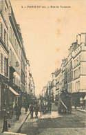 PARIS  La Rue De Turenne - Paris (03)