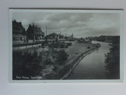 Den Haag,sportlaan( Nog Met Trambaan) - Den Haag ('s-Gravenhage)