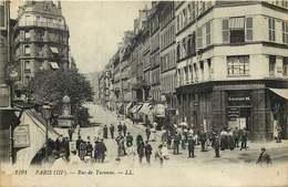 PARIS  Rue De Turenne - Paris (03)