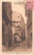 FR34 PEZENAS - 144 - Rue Canabasserie - Animée - Belle - Pezenas