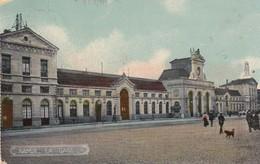 NAMUR / LA GARE   / GUERRE 1914-18  / FELDPOST - Namen