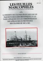LA DESSERTE DES COLONIES FRANCAISES Par LES PAQUEBOTS REGULIER BRITANNIQUES (  (A.16 ) ( Sup 264 ) Frais De Port Offerts - Filatelie En Postgeschiedenis