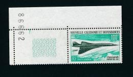 NOUV.-CALEDONIE 1969 - Yv. PA 103 ** SUP Cdf Num  Cote= 37,50 EUR - Avion Supersonique CONCORDE  ..Réf.NCE23836 - Poste Aérienne