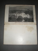 GREAT SOUTHERN HOTEL KILLARNEY MENU 1908 - Menus