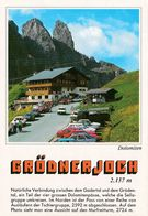 1 AK Italien * Das Grödner Joch In Den Südtiroler Dolomiten - Es Verbindet Das Gadertal Mit Dem Grödental - Autres Villes