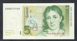 GERMANIA GERMANY 5 Mark 1991 Q.fds  LOTTO 2012 - 5 Deutsche Mark