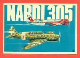 60° PRIMO VOLO A BRESSO DEL NARDI FN-305-PILOTA ARTURO FERRARIN - AEREI - Aviatori