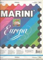 Russia 1994, Fogli D'aggiornamento Con Taschine, Nuovi In Confezione Originale Ditta Marini. - Albums & Bindwerk