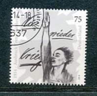 GERMANY Mi.Nr. 3100 100. Jahrestag Des Ausbruchs Des Ersten Weltkriegs  - Used - BRD