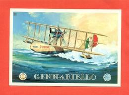 70° CROCIERA ITALIA-AUSTRALIA-GAIPPONE-PILOTI F.DE PINEDO-E.CAMPANELLI-IDROVOLANTI-S.I.A.I. S.16 TER GENNARIELLO - AEREI - Aviatori