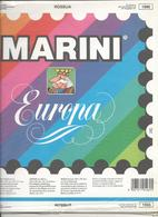 Russia 1995, Fogli D'aggiornamento Con Taschine, Nuovi In Confezione Originale Ditta Marini. - Album & Raccoglitori