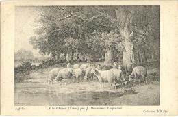 A La Chenaie Yonne Par J Desvarreux Larpenteur - Autres Communes