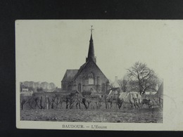 Baudour L'Eglise - Saint-Ghislain