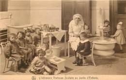 Ass. Infirmières Visiteuses 35 Rue Caroly : Au Jardin D'Enfants - Salud