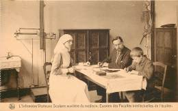 Ass. Infirmières Visiteuses 35 Rue Caroly : Examen Des Facultés Intellectuelles - Santé