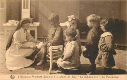 Ass. Infirmières Visiteuses 35 Rue Caroly : Le Pansement - Santé