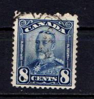 CANADA    1928     8c  Blue    USED - Unused Stamps