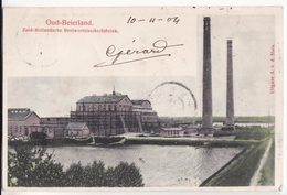 Pays Bas   OUD BEIERLAND    Zuid Hollandsche Beetwortelsuikerfabriek - Nederland