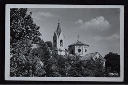 Croatia - Knin, Church, Old Postcard - Year Cca 1930 - Croatia
