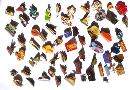 LOT DE PINS DIVERS - Badges