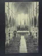 Courcelles-Centre Intérieur De L'Eglise Du Sartis - Courcelles