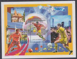 Guinée BF N° 272 XX Coupe Du Monde De Football 2006 En Allemagne, Le Bloc Sans Charnière, TB - Guinea (1958-...)