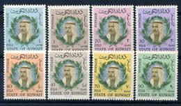 Kuwait 1966 Mi. 296-303 Nuovo ** 100% Sabah As-Salim - Kuwait
