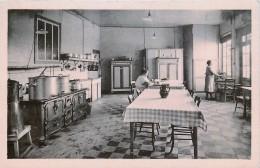 Blankenberghe - Uytkerke : Ecole A. De Craene - La Cuisine - Blankenberge