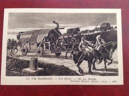 Vie Barbare Huns Horde - Europe