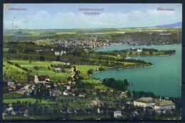Gmunden 1919 Cartolina 80% Viaggiato Con Francobollo, Altmünster, Paesaggi - Gmunden