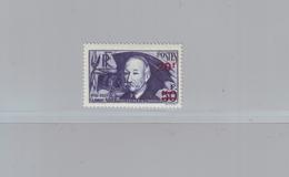 FRANCE - 1941 - YT N° 493  - Clément Ader - Précurseur De L'Aviation - NEUF* - Unused Stamps