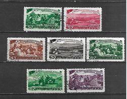 1948 - N. 1239/45 USATI (CATALOGO UNIFICATO) - Used Stamps