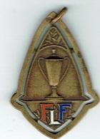 F.L.F.STRASSEN UNA (Finaliste Centre 1956) - Tokens & Medals