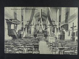 Notre-Dame-au-Bois Intérieur De L'église - Overijse