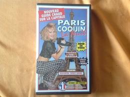 VHS-SECAM PARIS COQUIN LA NUIT - Video Tapes (VHS)