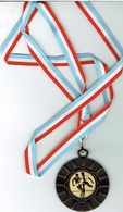 Luxembourg Futebol,Médaille. - Tokens & Medals