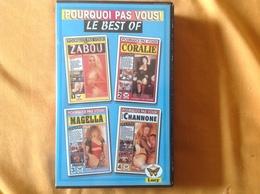 VHS-SECAM LUCY, POURQUOI PAS VOUS, CARRÉ BLANC - Video Tapes (VHS)