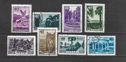 1949 - N. 1295/302 USATI (CATALOGO UNIFICATO) - Used Stamps